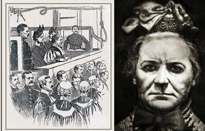 Амелия Дайер - убийа более 300 детей.