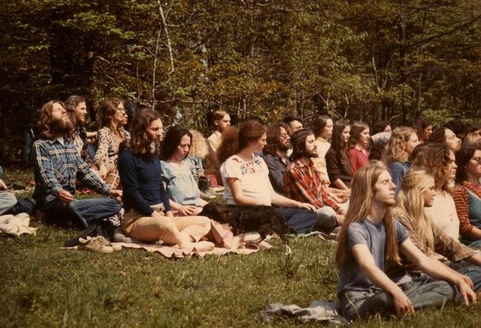 Коллективные занятия духовными практиками
