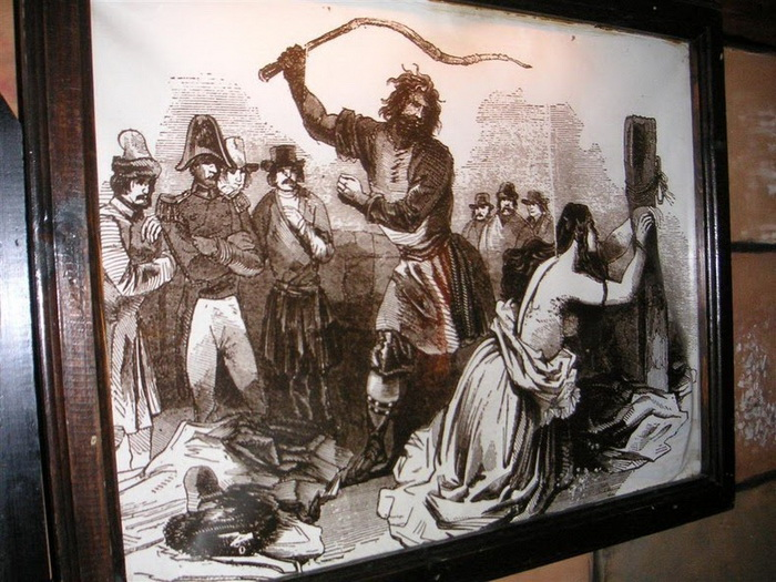 Музей пыток - свидетельство человеческой жестокости