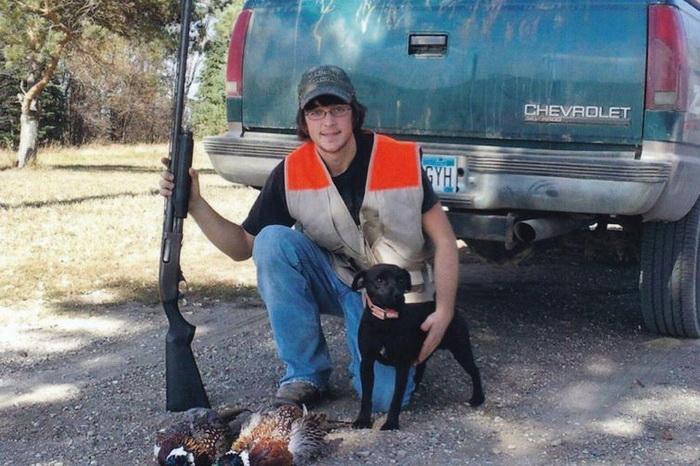 Энди Санднесс всегда любил охоту
