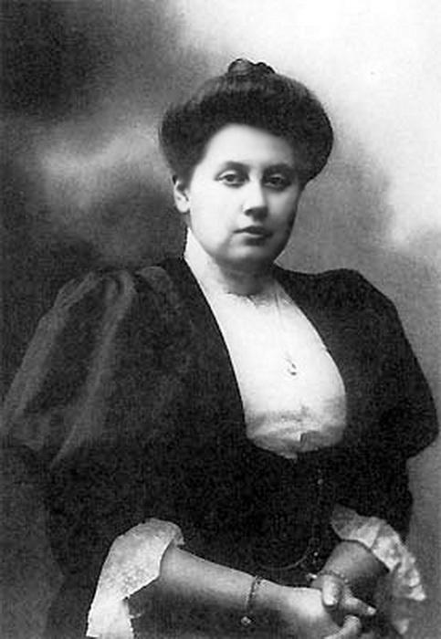 Портрет Анны Вырубовой