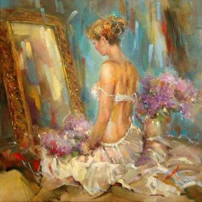 Картины Анны Разумовской