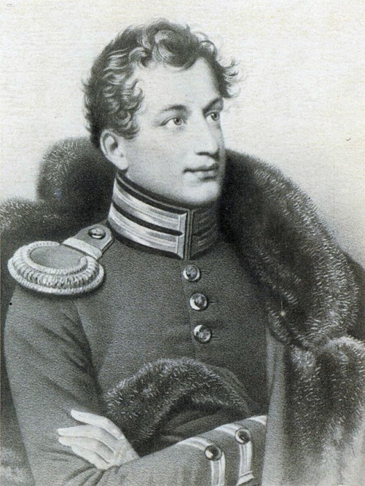 Портрет Ивана Анненкова