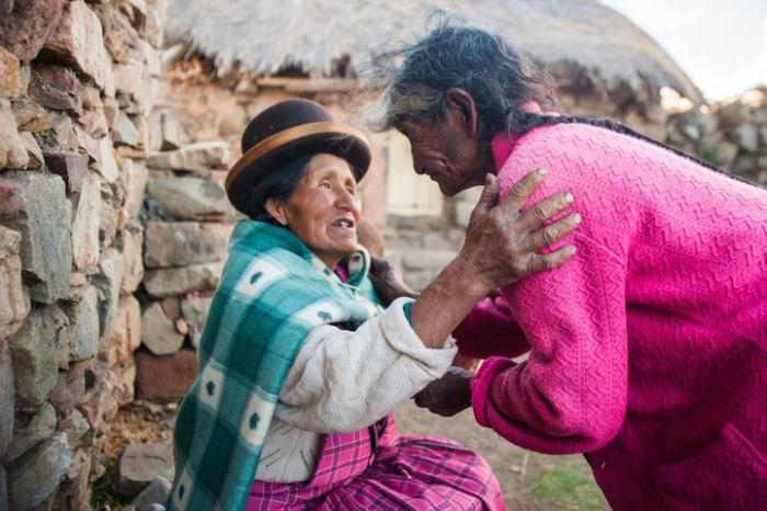 Sofia Pilco построила себе дом и теперь помогает в этом другим женщинам