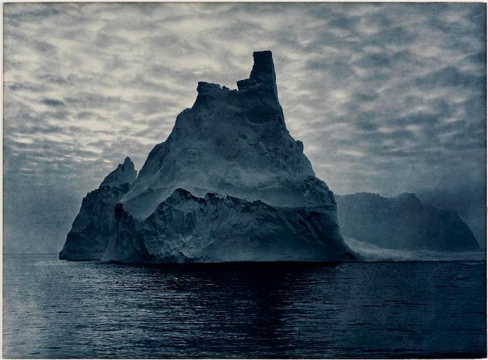 Фотографии из первой Австралийской антарктической экспедиции.