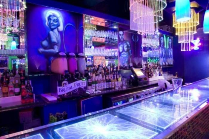 Ночной клуб Avastar в Южной Африке
