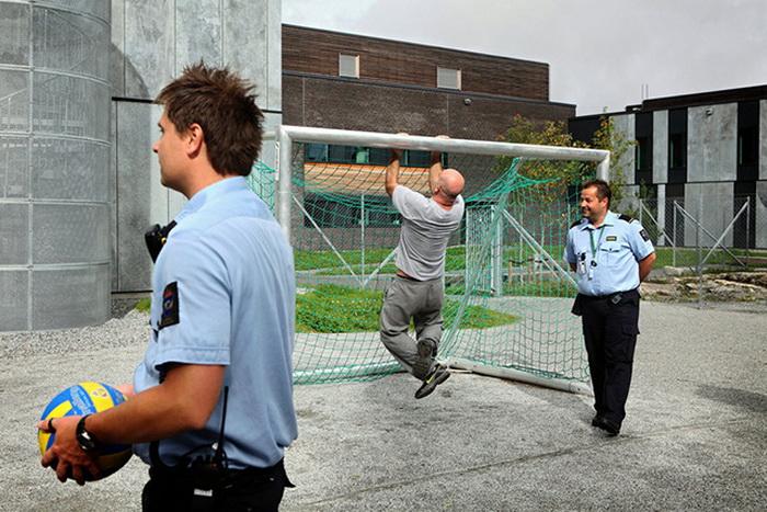 Норвежские тюрьмы - самые гуманные в мире
