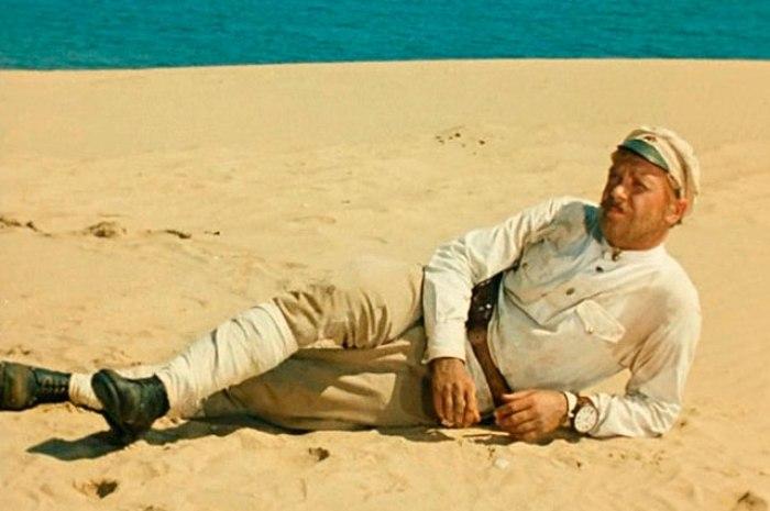 Белое солнце пустыни. Кадр из фильма