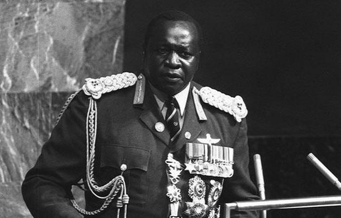 Бокасса - каннибал-император Центральноафриканской Республики