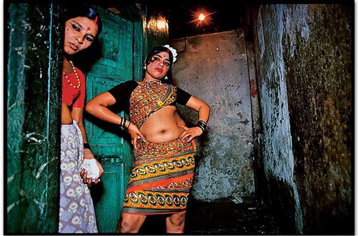 Проститутки индийских трущоб