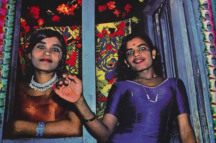 Дешевые проститутки из Бомбея. Их стоимость порядка $2. Фотоцикл от Мэри Эллен Марк