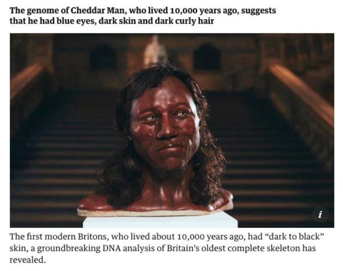 Сообщение в Твиттере, опубликованное британскими учеными.