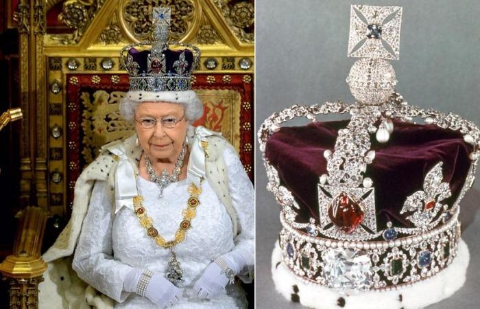 Как англичанам удалось спасти корону Британской империи от нацистов.