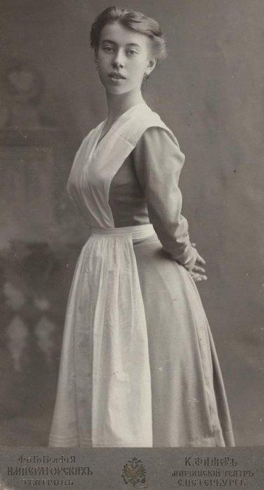 Бронислава Нижинская - российская балерина