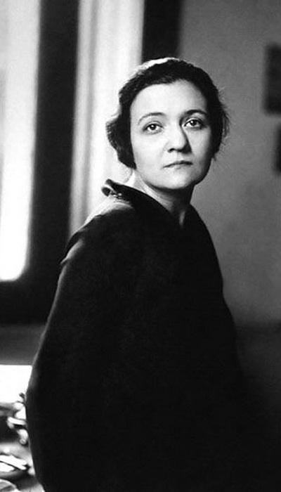 Портрет Марии Будберг.