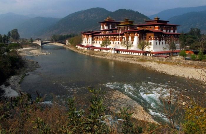Административное здание в Бутане