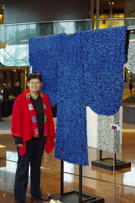 Каролина Чен (Caroline Cheng) и ее авторские наряды
