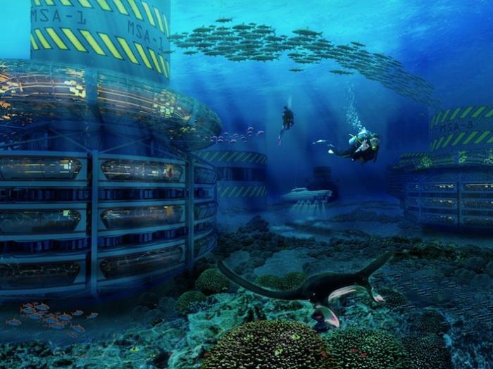 Grand Cancun - роскошный экоотель