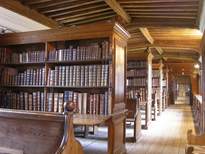Библиотека Уэльского собора