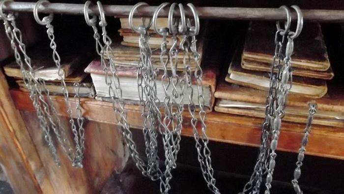 Библиотека Малатесты - старейшая публичная читальня в Европе, находится под охраной ЮНЕСКО