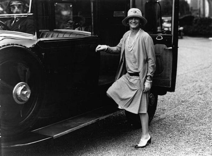 Коко Шанель в 1928 году. Фото: arzamas.academy