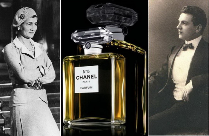 Chanel №5: история создания легендарных духов.