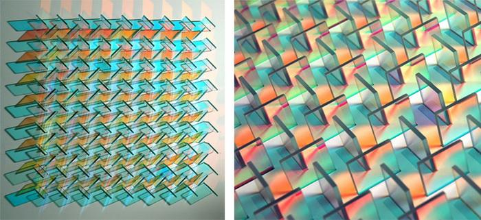 Работы из стекла от Криса Вуда (Chris Wood)