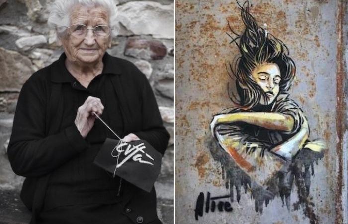 Стрит-арт фестиваль возвращает жизнь в умирающую итальянскую коммуну.