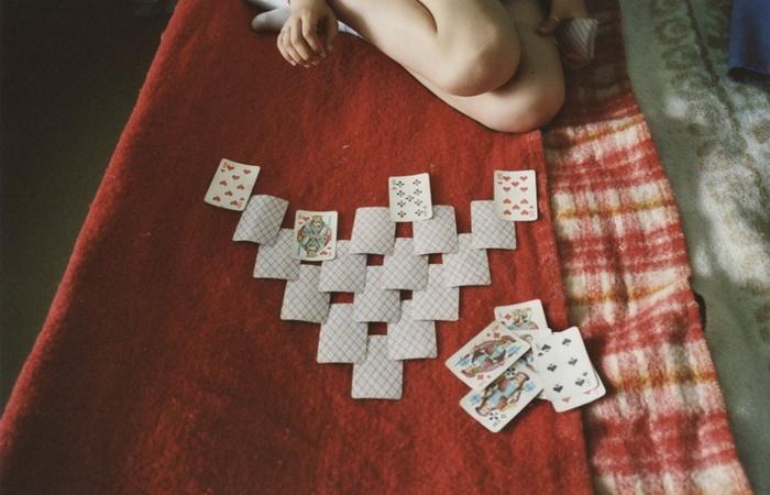 Гадания на картах - любимое развлечение девчонок