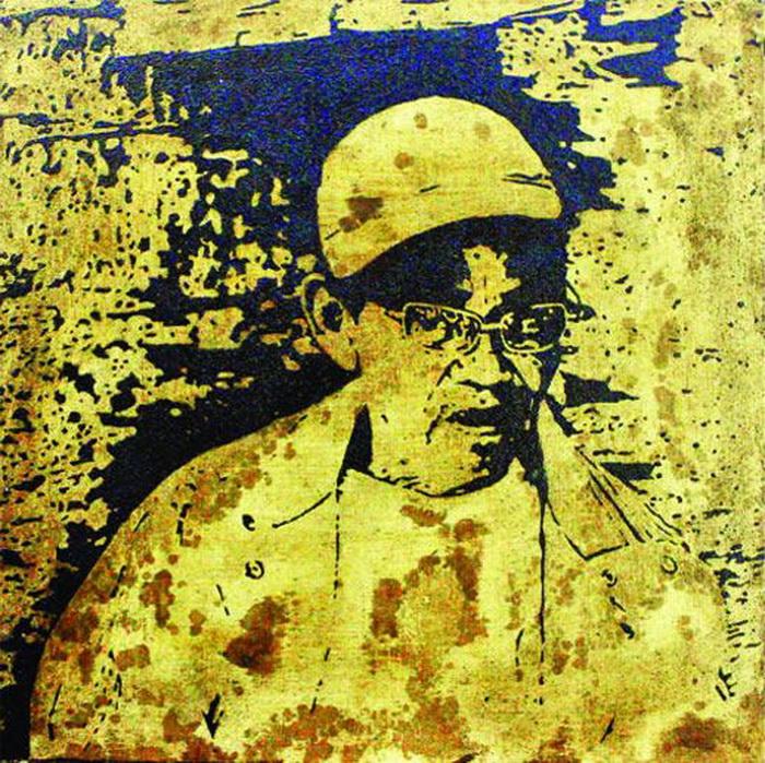 Винсент Франциско Наварро рисует фермеров, выращивающих кофе