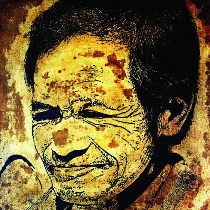 Кофейные портреты от Винсента Франциско Наварро