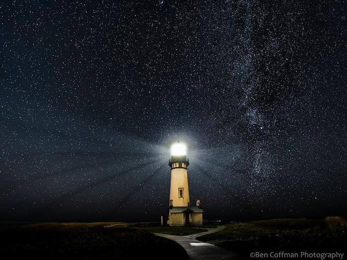 Фотографии Млечного Пути от Бена Коффмана (Ben Coffman)