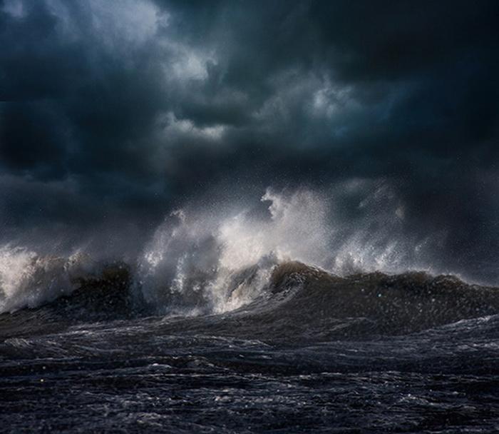 океан реальные фото повреждающим фактором