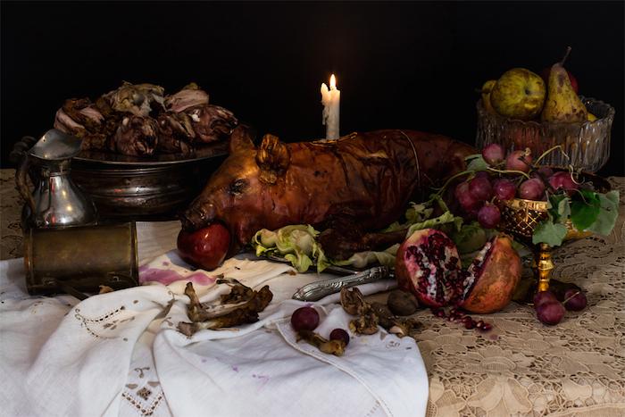 Диета Генри VII: свинина, курица, кролик, баранина, фрукты и вино