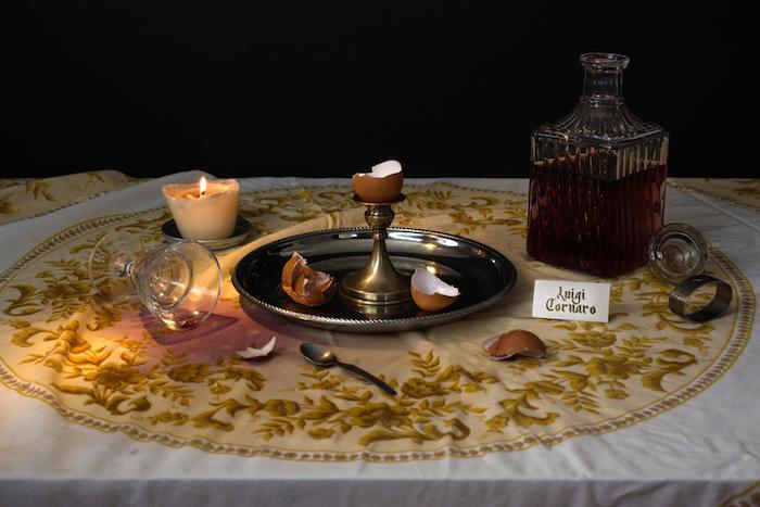 Диета Луиджи Корнаро (венецианский дворянин, 15 в.): свинина, курица, кролик, баранина, фрукты и вино