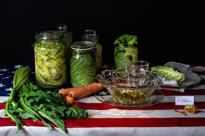 Диета Билла Клинтона: капустные щи и другие овощные блюда