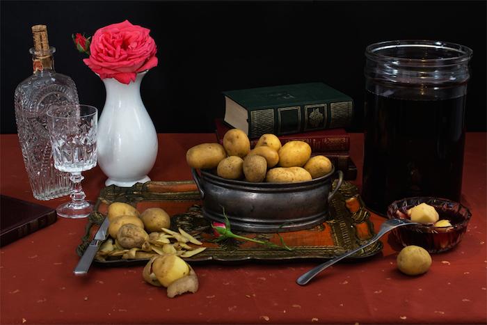 Диета лорда Байрона: картофель с уксусом и содовая