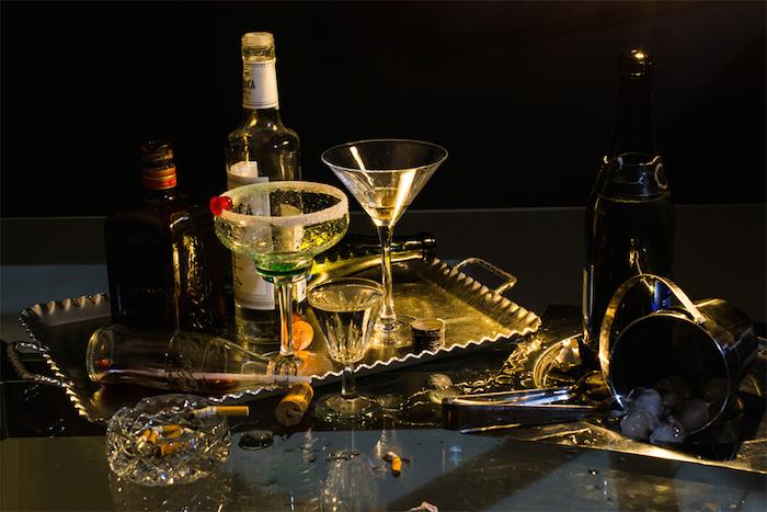 Диета Кейт Мосс: алкоголь и сигареты