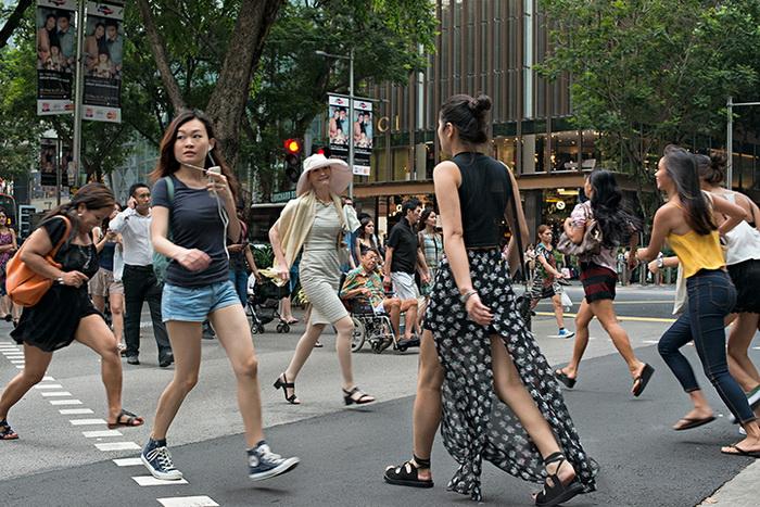 Уличные фотографии от Дэнни Сантоса (Danny Santos)