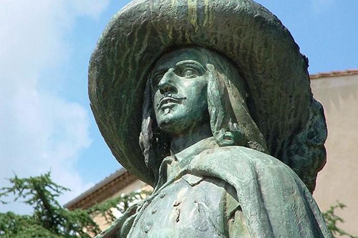 Памятник д'Артаньяну в Оше. Фото: Flickr