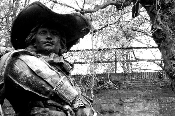 «Памятник д'Артаньяну в Маастрихте. Фото: en.wikipedia.org