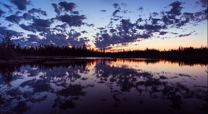 Фотографии Севера от Дэйва Броши (Dave Brosha)