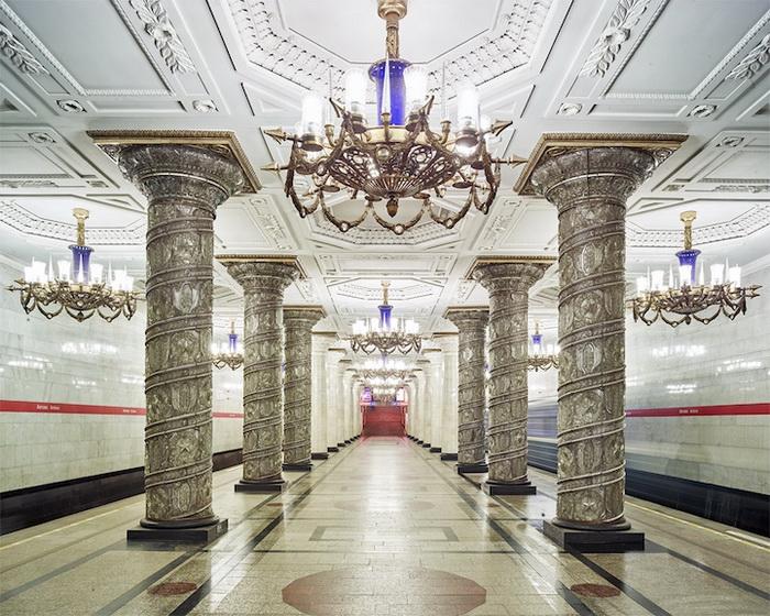 Станция метро Автово, Санкт-Петебрург
