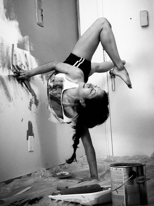 Танцуя, даже ремонт можно превратить в праздник
