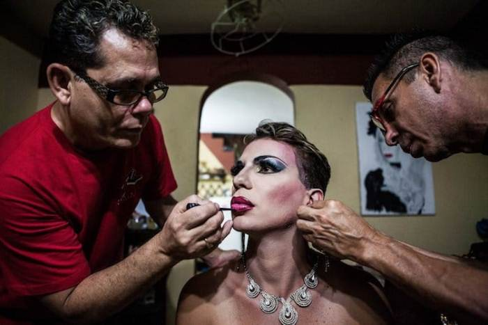 Кубинец-трансгендер.