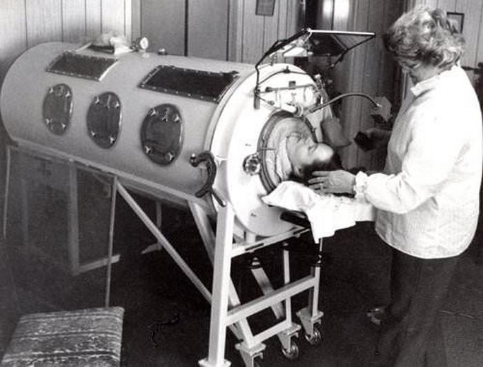 Аппараты для искусственной вентиляции легких называли танками