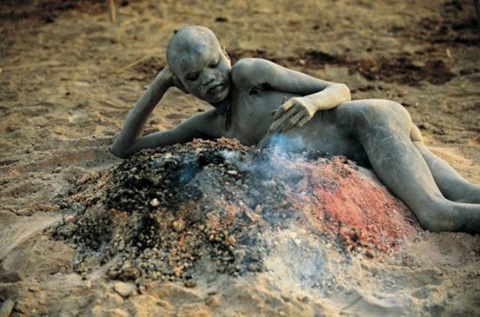 Динка - древний народ Судана