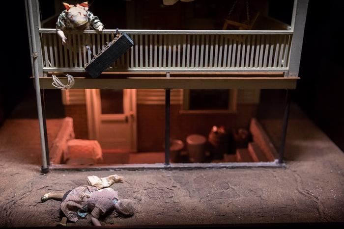 Кукольные домики Фрэнсис Глесснер Ли.