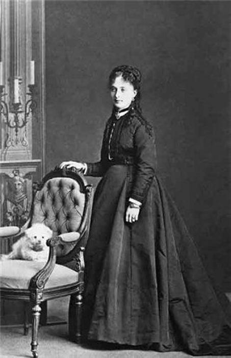 Екатерина Долгорукова - фаворитка Александра ІІ