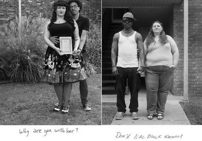 Фотопроект о межрасовых семьях от Донны Пинкли (Donna Pinckley)